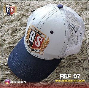 Boné Rodeo Sport Tela Ref 07