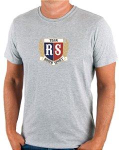 Camiseta Rodeo Sport Mescla Cinza
