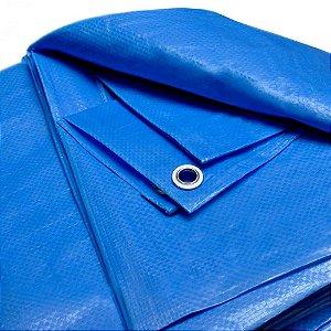 Lona Multiuso 80 Micras 4x4m Azul