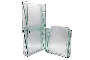 Bloco de Vidro Elemento Vazado Veneziana 20x20