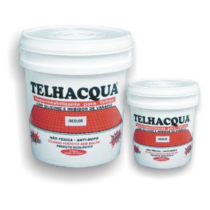 Resina Acrílica Incolor para Telhas e Tijolos 18L