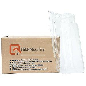 Kit 5 Telhas PET Plástica R 13