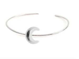 Bracelete Lua Prata