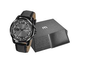 Relógio Masculino kit