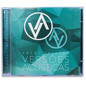 Versões Acústicas - André Valadão