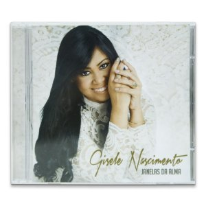 CD Gisele Nascimento - Janelas Da Alma