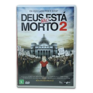 Filme DEUS  não ESTÁ MORTO 2