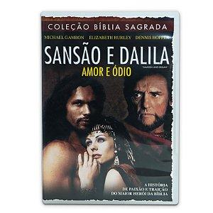 Filme Sansão E Dalila