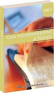 Lista de Desejos  Início Cursos  Curso Interdenominacional de Teologia à Distância (Bacharel Complementar)