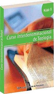 Curso Interdenominacional de Teologia à Distância (Bacharel - 12 Módulos)