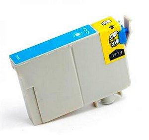 Cartucho Tinta Epson Cyan Compatível TO732N TX105 T23 C92 C79 T10