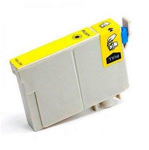 Cartucho Tinta Epson Amarelo Compatível TO634 \ C67 \ C87 \ Cx3700