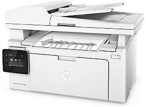 Impressora HP LaserJet M130FW G3Q60A Multifuncional com Wireless e ADF