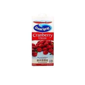 Suco Cranberry Ocean Spray Classic 1l