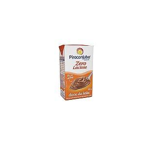 Doce De Leite Piracanjuba Zero Lactose 395g