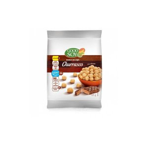 SNACKS DE SOJA GOOD SOY SABOR CHURRASCO 25g