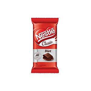 Chocolate Nestle Classic Diet Ao Leite 25g