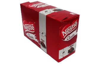 Chocolate Nestle Classic Diet ao Leite Contendo 22 Unidades de 25g cada