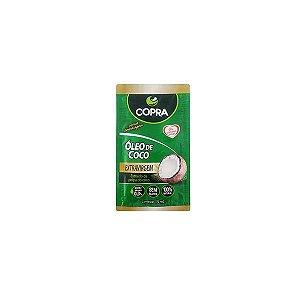 Óleo De Coco Copra Extravirgem Sachê De 15ml