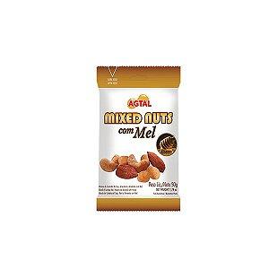 Mixed Nuts Com Mel Agtal 50g