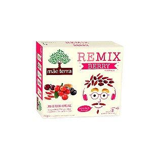 Remix Mãe Terra Berry Contendo 2 Pacotes De 20g Cada