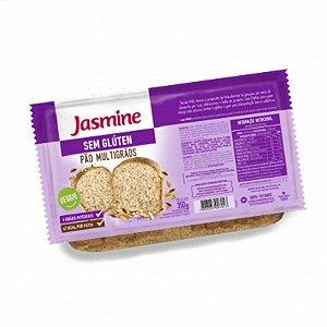 Pão Multigrãos Sem Glúten Suply - Jasmine 350g