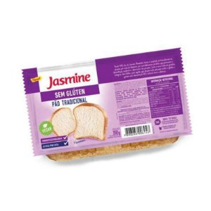 Pão Tradicional Sem Glúten Suply - Jasmine 350g