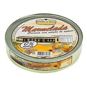 Marmelada Cremosa Sem Adição De Açúcar Reserva De Minas 500g