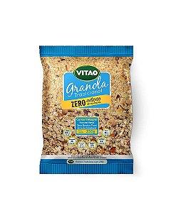 Granola Tradicional Zero Adição De Açúcares Vitao 250g