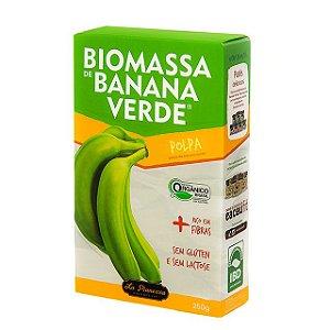 Biomassa De Banana Verde Polpa La Pianezza 250g
