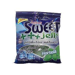 Bala De Algas Marinhas Sweet Jelly Sabor Hortelã 100g