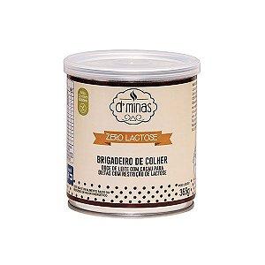 Brigadeiro De Colher Zero Lactose D´minas 365g
