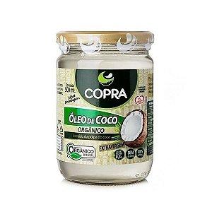 Óleo De Coco Orgânico Extravirgem Copra 500ml