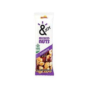 Barra Mixed Nuts Cranberry &joy 30g