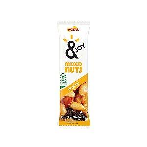 Barra Mixed Nuts Original &joy 30g