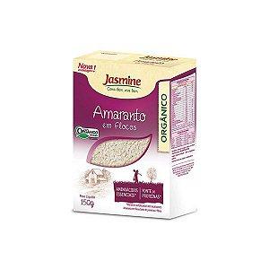 Amaranto Em Flocos Orgânico Jasmine 150g