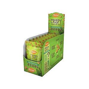 Grão De Bico Crispy Flormel Com Ervas Finas Contendo 8 Pacotes De 30g Cada