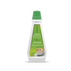 Xylitol Taumatina Com Stévia Airon 60ml