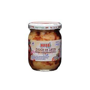 Doce De Leite Com Morango Diet Hué 220g