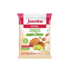 Cookies Integrais Limão Jasmine 150g
