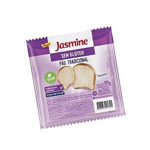Pão Tradicional Sem Glúten Jasmine 175g
