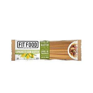 Espaguete Sem Glúten Spaghetti Fitfood 500g