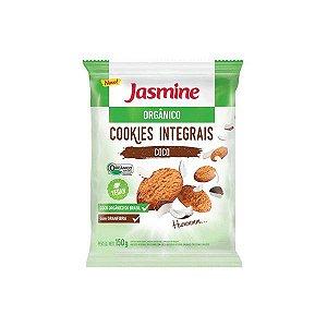 Cookies Integrais E Orgânicos Coco Jasmine 150g