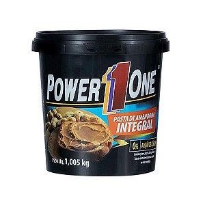 PASTA DE AMENDOIM INTEGRAL TRADICIONAL POWER ONE 1,005kg