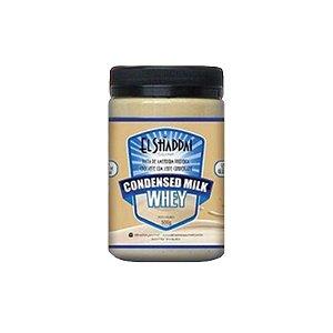 Pasta De Amendoim Whey Crocante Com Leite Condensado El Shaddai 500g