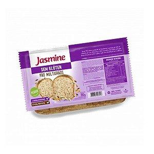 Pão Multigrãos Sem Glúten Suply Jasmine 350g