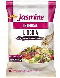 Linchia - Linhaça Dourada + Chia Estabilizada Integral Jasmine 200g