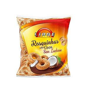 Rosquinhas De Coco Sem Lactose Liane 400g