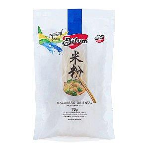 Macarrão Oriental Bifum Sem Glúten Rice Vermicelli 70g