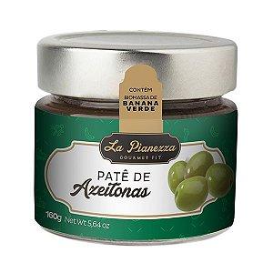 PATÊ DE AZEITONAS COM BIOMASSA DE BANANA VERDE LA PIANEZZA 160g